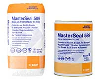 MasterSeal 589 (Thoroseal FX100 TR)​
